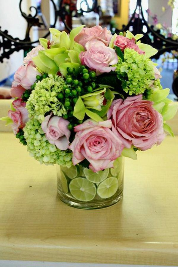 Flower Arrangements And Beautiful Bouquets Refresh The