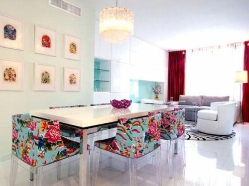 ... 15 Interior Designs With Cool Decoration   Harmonic Pattern