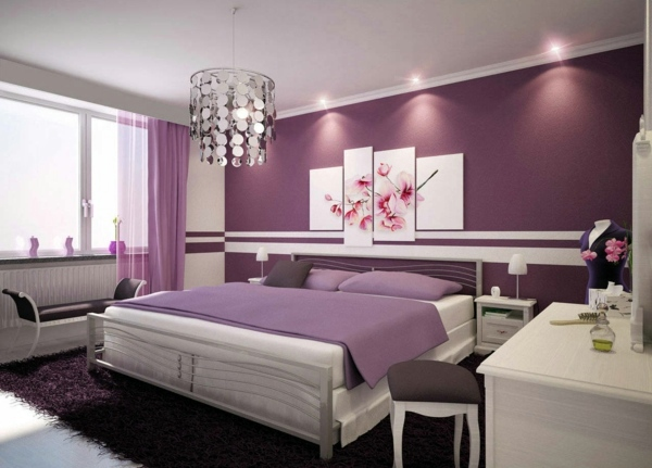 Romantic Bedroom – how you can improve your love life by room ...