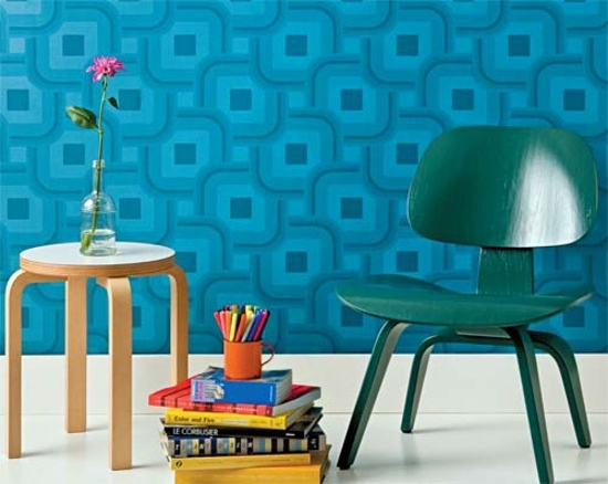 Wohnideen - Cool interior design ideas, which include the redesign with Wall Murals