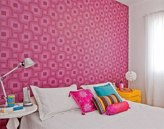 cool interior design ideas which include the redesign with wall murals - Interior Design Wall Paint Colors