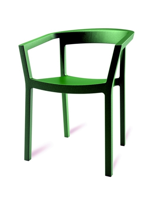 Bon Schlichter Bright Green Chair Lively And Attractive In Green: 25 Green  Designer Chairs And Armchairs