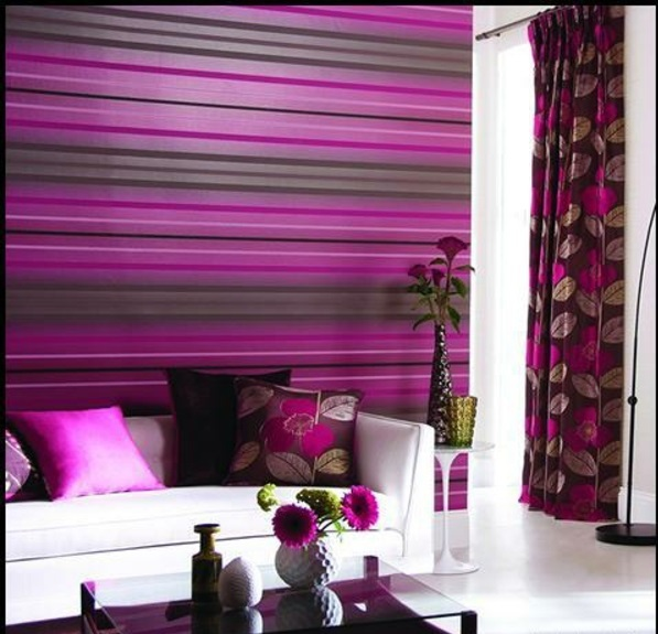 Color ideas for walls – Attractive wall colors in each room ...