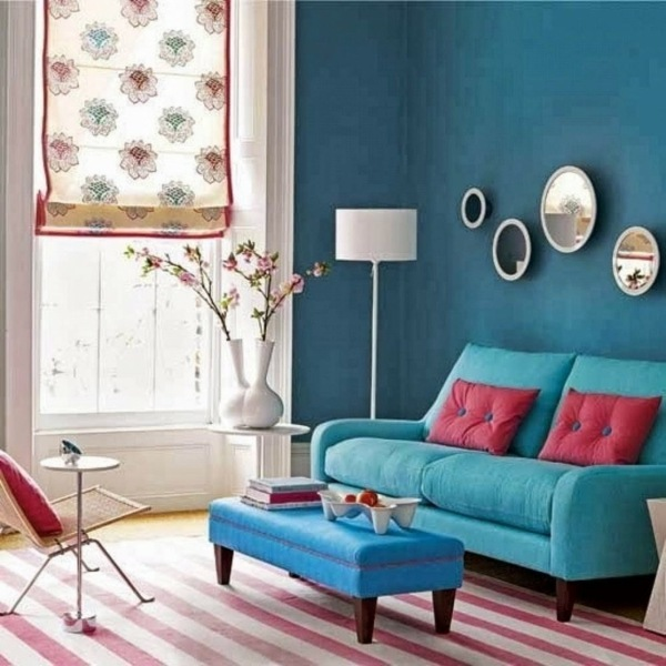 Vintage Appearance Color Ideas For Walls   Attractive Wall Colors In Each  Room