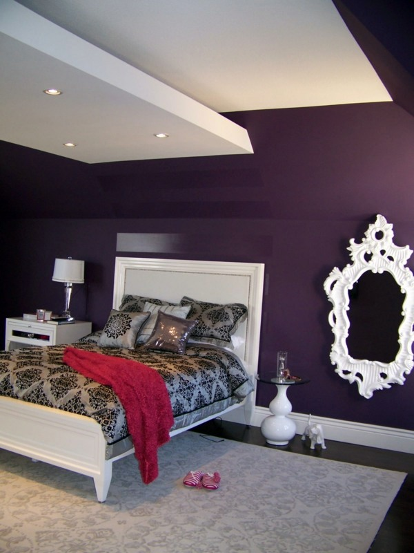 Bedroom Paint Ideas In Pakistan color ideas for walls – attractive wall colors in each room