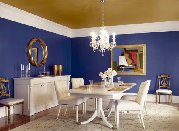 ... Color ideas for walls - Attractive wall colors in each room