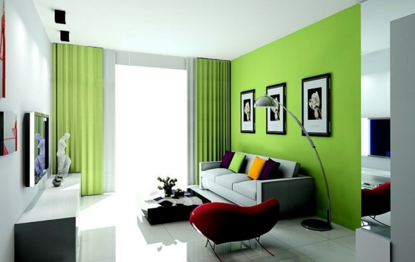 ... Color Ideas For Walls   Attractive Wall Colors In Each Room