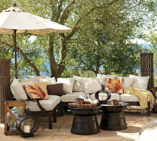 Cool garden and balcony furniture ideas designer for Cool outdoor furniture ideas