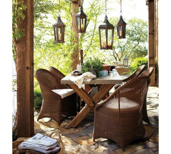 Cool garden and balcony furniture ideas designer for Designer garden furniture