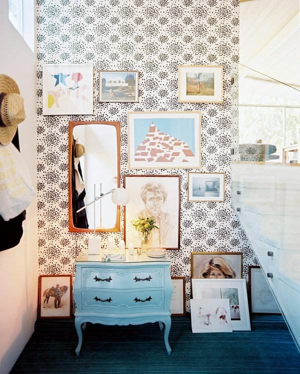 [strong Lonny] Wohnideen   Decorating Ideas And Wall Design In The Hallway  Of Your Home