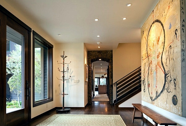 Gateway Work Decorating Ideas And Wall Design In The Hallway Of Your Home
