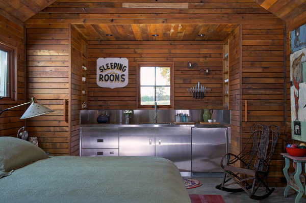 inspiration and interior design ideas for small cabins