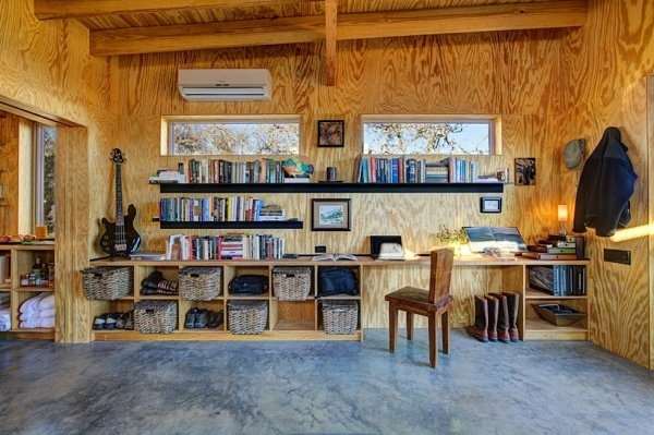 Awe Inspiring Inspiration And Interior Design Ideas For Small Cabins Interior Largest Home Design Picture Inspirations Pitcheantrous