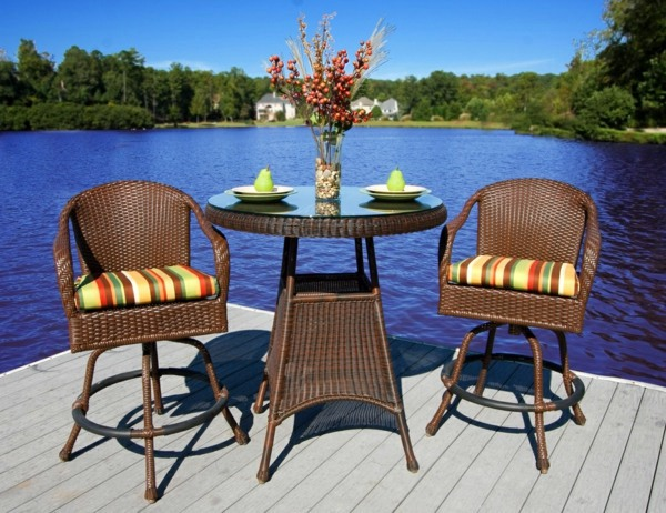 Search for the perfect outdoor furniture for summer – useful tips for your pa