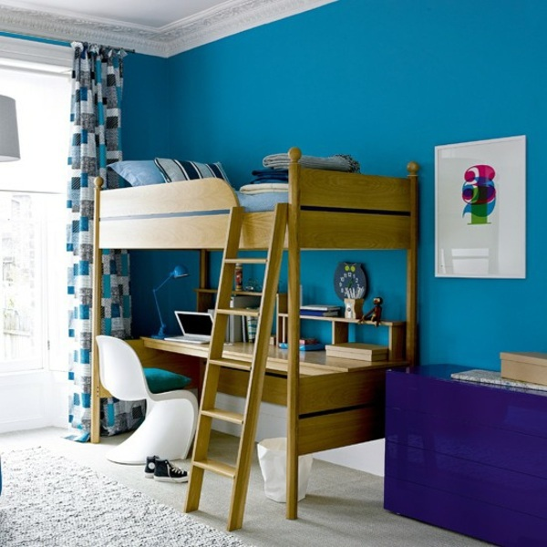 Colorful Kids Room Design: Create A Cool Kids Room Design