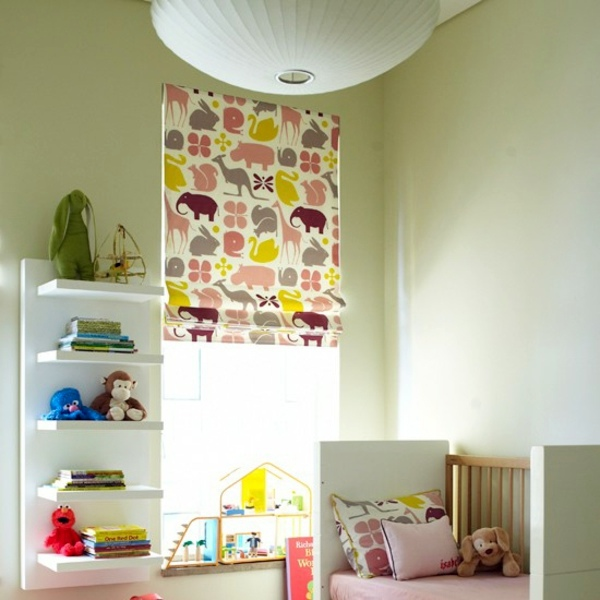 Color ideas for kids create a cool kids room design for Estores ikea infantiles