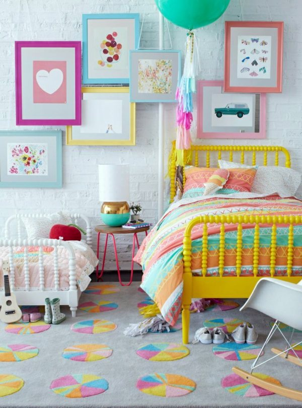 Color ideas for kids create a cool kids room design for Colors for kids bedrooms