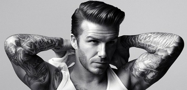 david beckham hairstyle haircut imitate the style icon