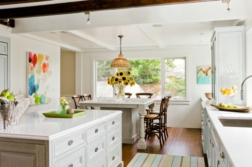 16 Tips For How To Set Up The Kitchen In The Summer