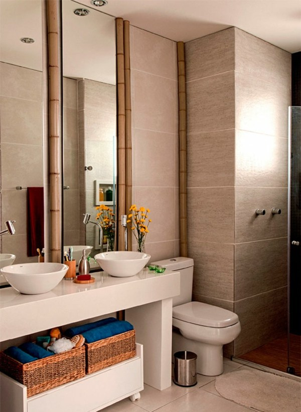 Mirror In The Bathroom Prepossessing Dark Spots On The Mirror In The Bathroom And How To Avoid Them . Design Decoration
