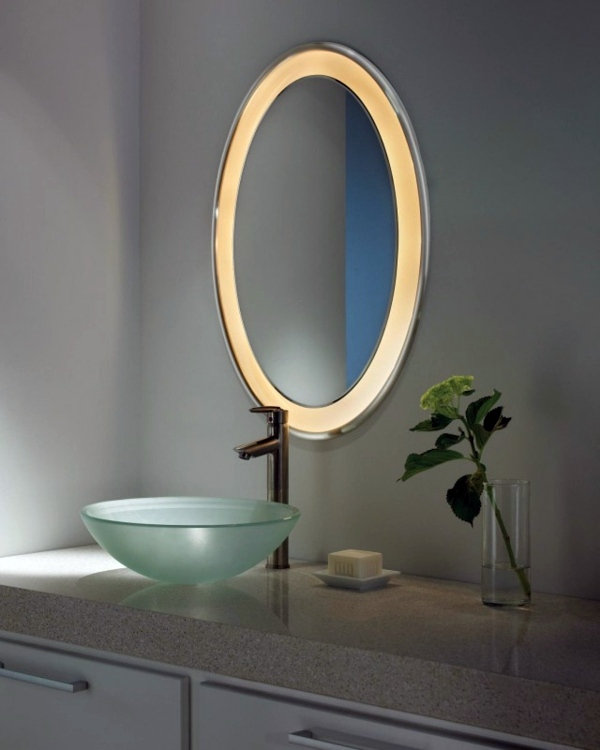 ... Dark Spots On The Mirror In The Bathroom And How To Avoid Them