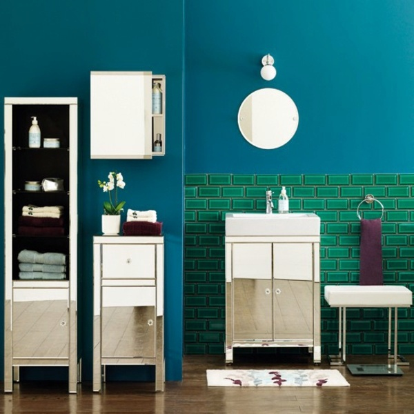 Kuehne Design And Wall Colors Dark Spots On The Mirror In The Bathroom And  How To Avoid Them