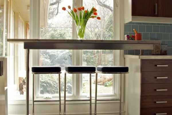 Small Kitchen Ideas and solutions for low window sills  : small kitchen ideas and solutions for low window sills 5 398 from www.avso.org size 600 x 401 jpeg 95kB