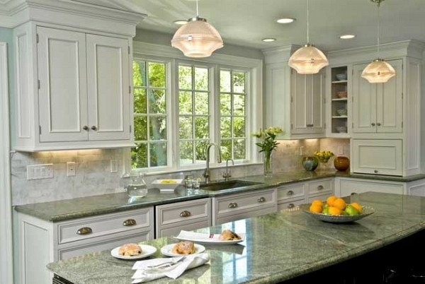 50 modern kitchen design ideas contemporary and classic for Classic style kitchen ideas