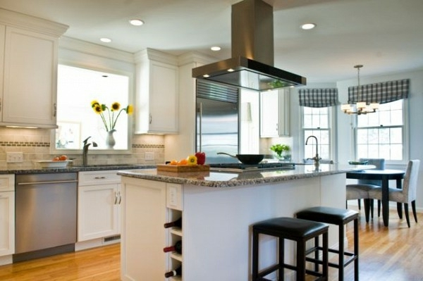 Sunny Ambiance Bring Sunflowers Here 50 Modern Kitchen Design Ideas    Contemporary And Classic Kitchen Equipment
