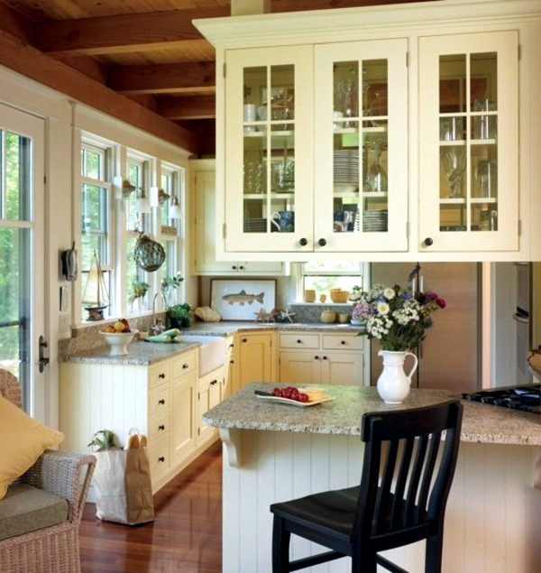 Choose the appropriate IKEA kitchen cabinet for your style ...