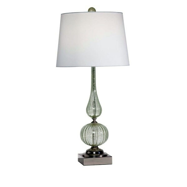 More light foam bath contemporary table lamps made of glass wonderful lighting at home