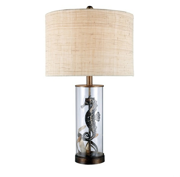 Table glass or bronze shade sträflichem contemporary table lamps made of glass wonderful lighting at home
