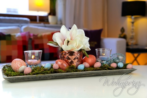 25 simple Easter decoration ideas at the last minute