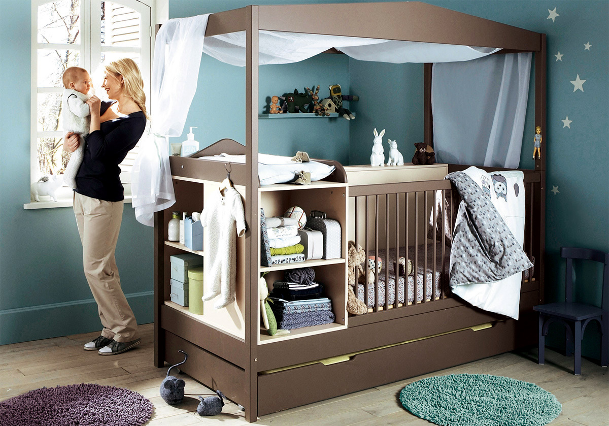 Baby Room Ideas For Small Apartment Practical ...