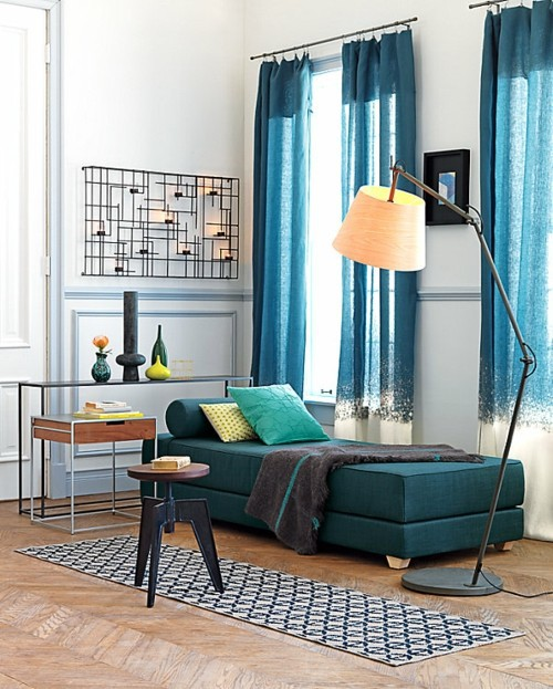 Decoration Ideas For The Guest Room With Double Function