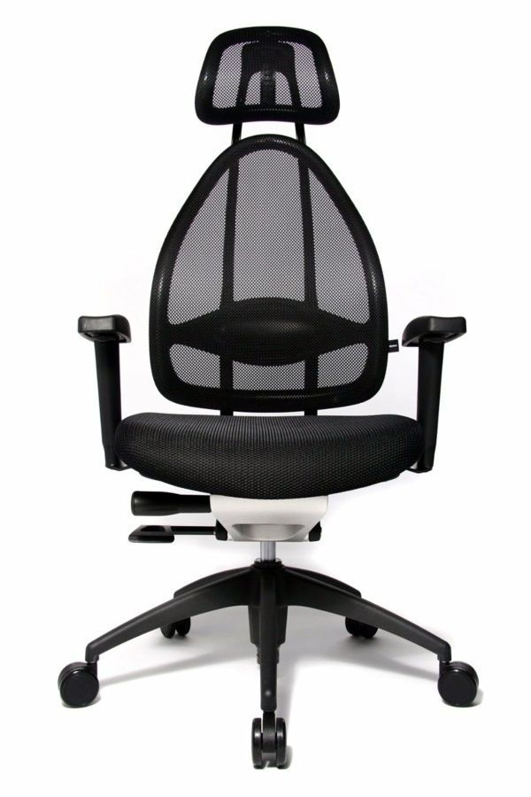 modern office equipment schick sitting in the office. Black Bedroom Furniture Sets. Home Design Ideas