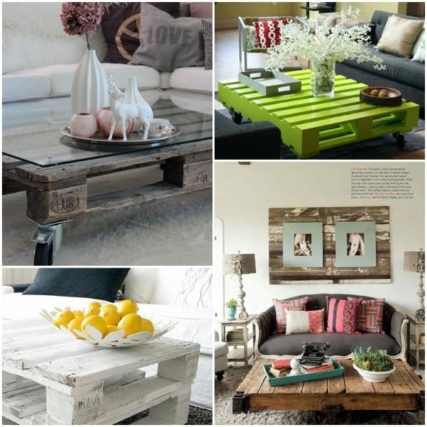 70 pallets of furniture – beautiful craft and interior design
