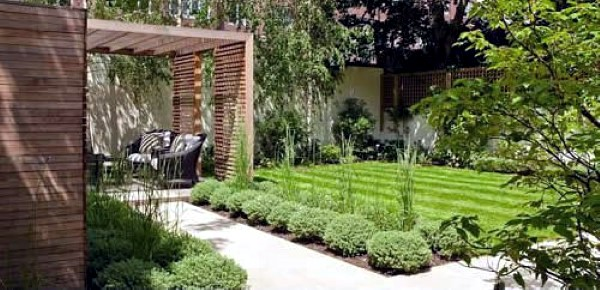 Small town garden decorating ideas and pictures interior for Small city garden designs