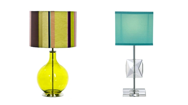 Contemporary table lamps beautify your home Interior Design