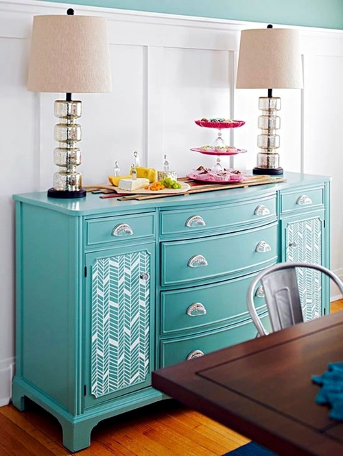 diy decorating ideas for painted furniture interior