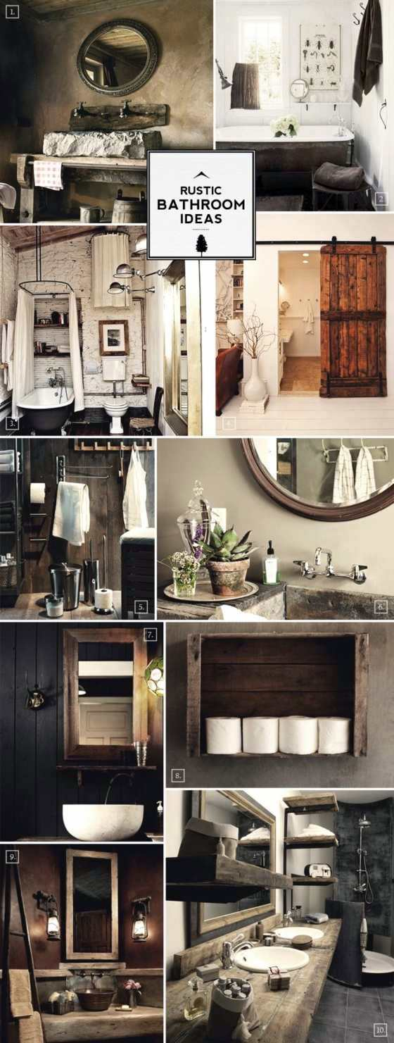 Perfect Bathroom Ideas Country Style That Rock A Shiplap Treatment