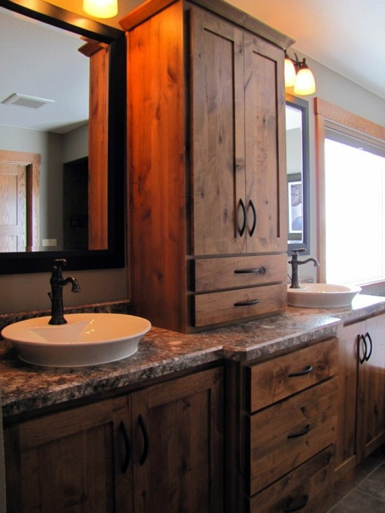 Rustic bathroom ideas would you set up your bathroom in Rustic country style bathrooms