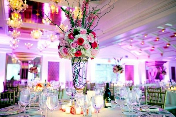 Beautiful Decorating Ideas For Extravagant Wedding Decoration