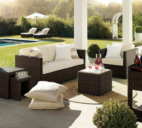 Garden Furniture Next how should i clean the various garden furniture – useful tips and