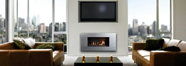 24 Minimalist Designs For Your Modern Fireplace