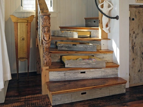 Created By Stairs Drawers Plenty Of Storage Space Stairs In The Trend