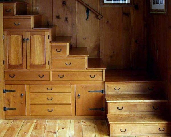 ... Created By Stairs Drawers Plenty Of Storage Space   Stairs In The Trend