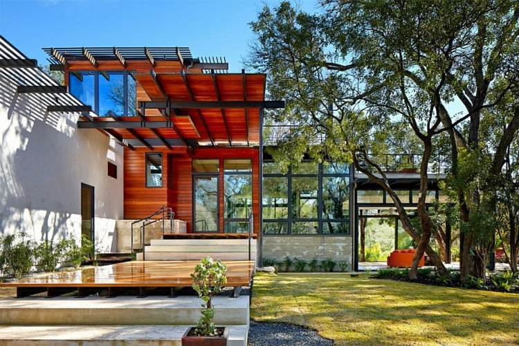 Green Lantern Residence In Texas A Great Example Of Sustainable