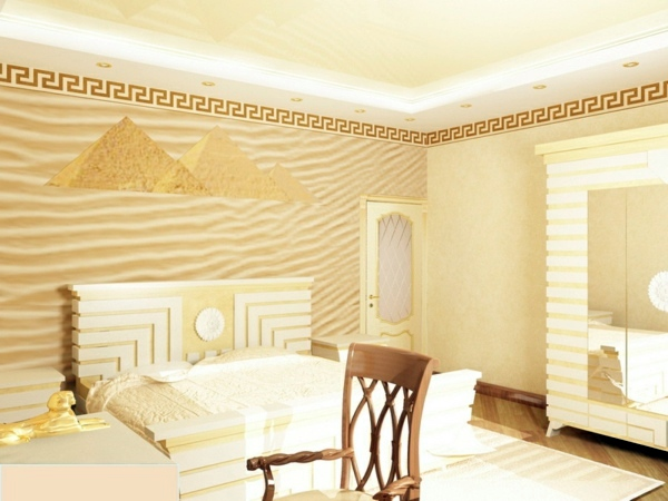 Interior Design Ideas in Egyptian style Interior Design Ideas