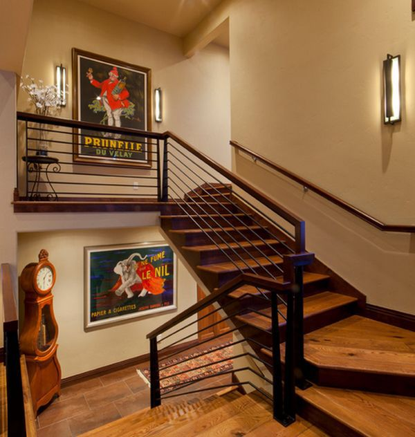 30 ideas for decorating wall with posters: a vintage atmosphere in modern interior design